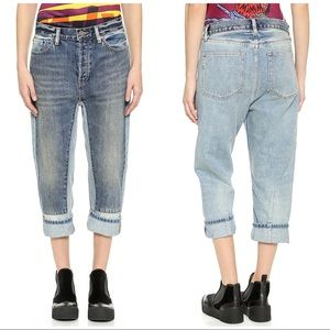 Marc Jacobs the big cuffed jean size 27 shopbop